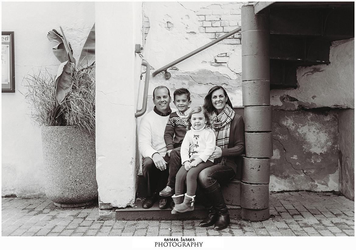 SMITHVILLE MANSION FAMILY SESSIONS