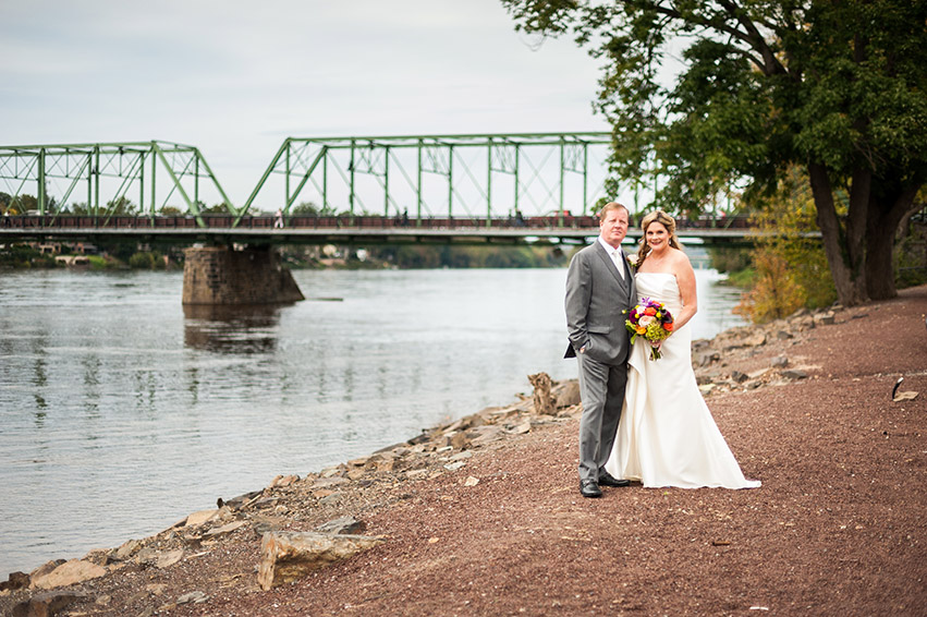 THE INN AT LAMBERTVILLE STATION WEDDING