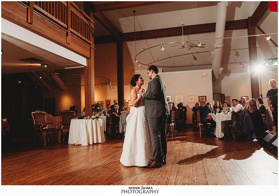 DUKE ART GALLERY WEDDING