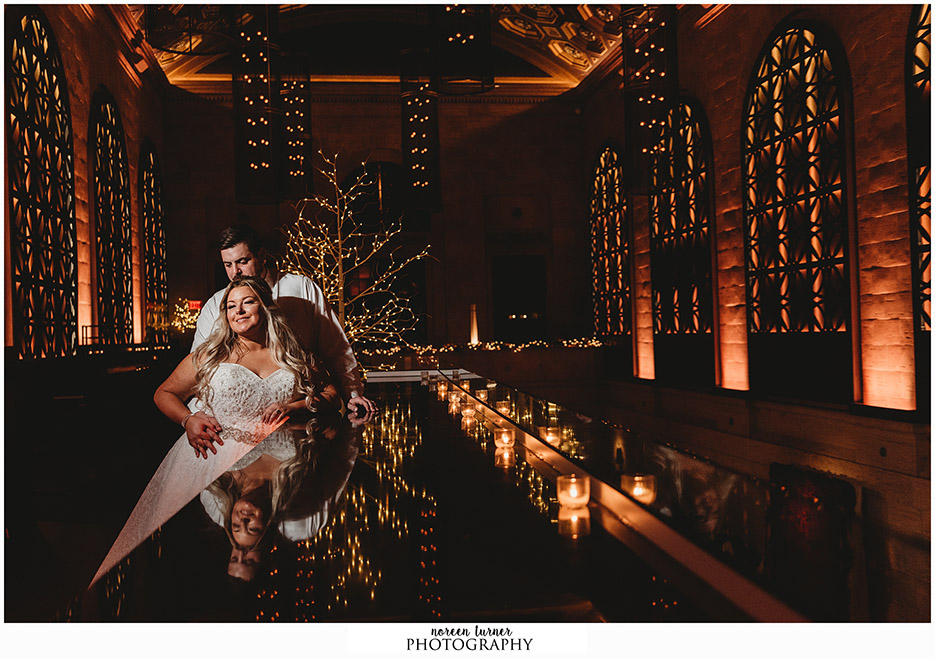 Union trust wedding in Philadelphia by Noreen Turner Photography