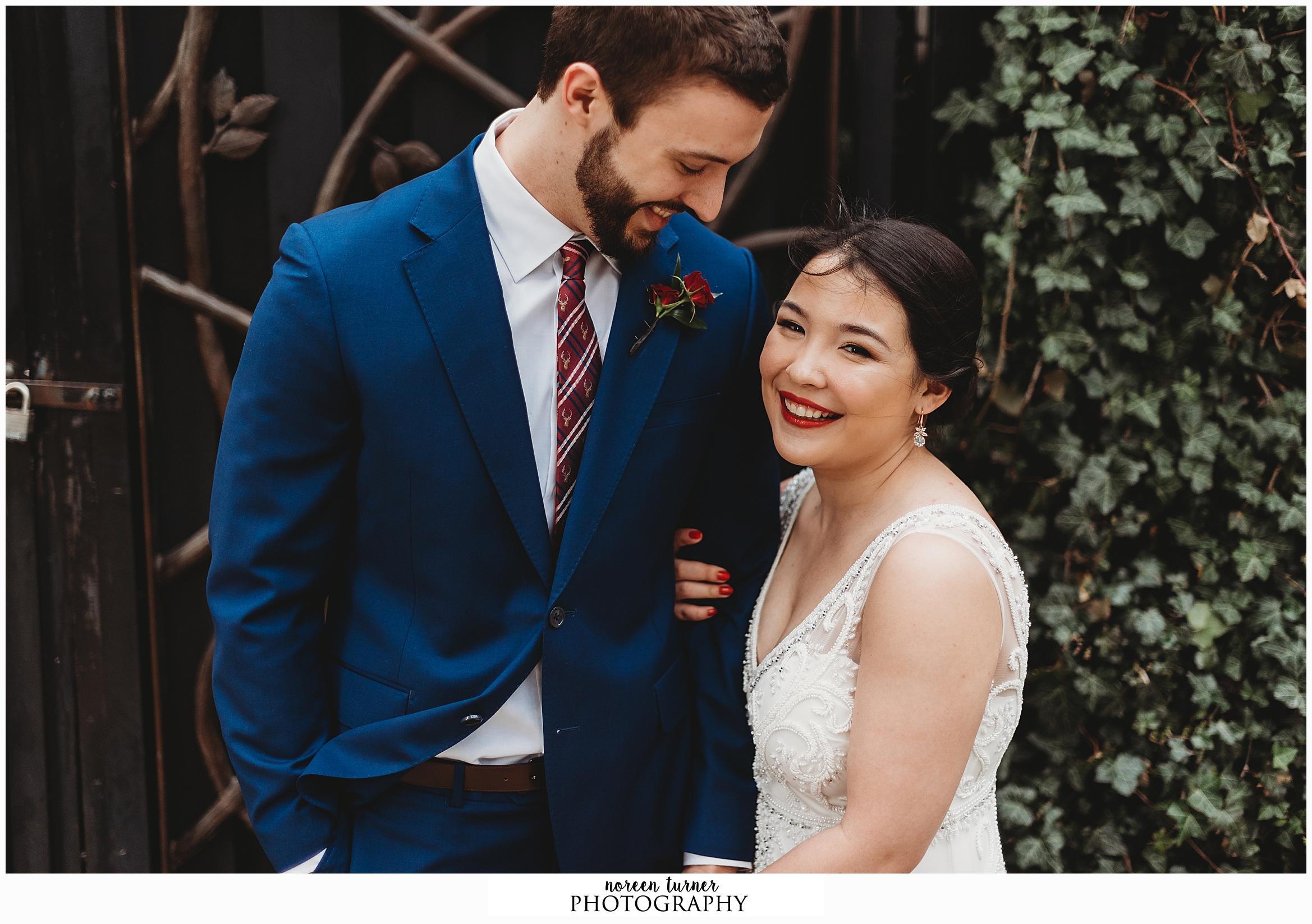 Hotel Palomar Wedding