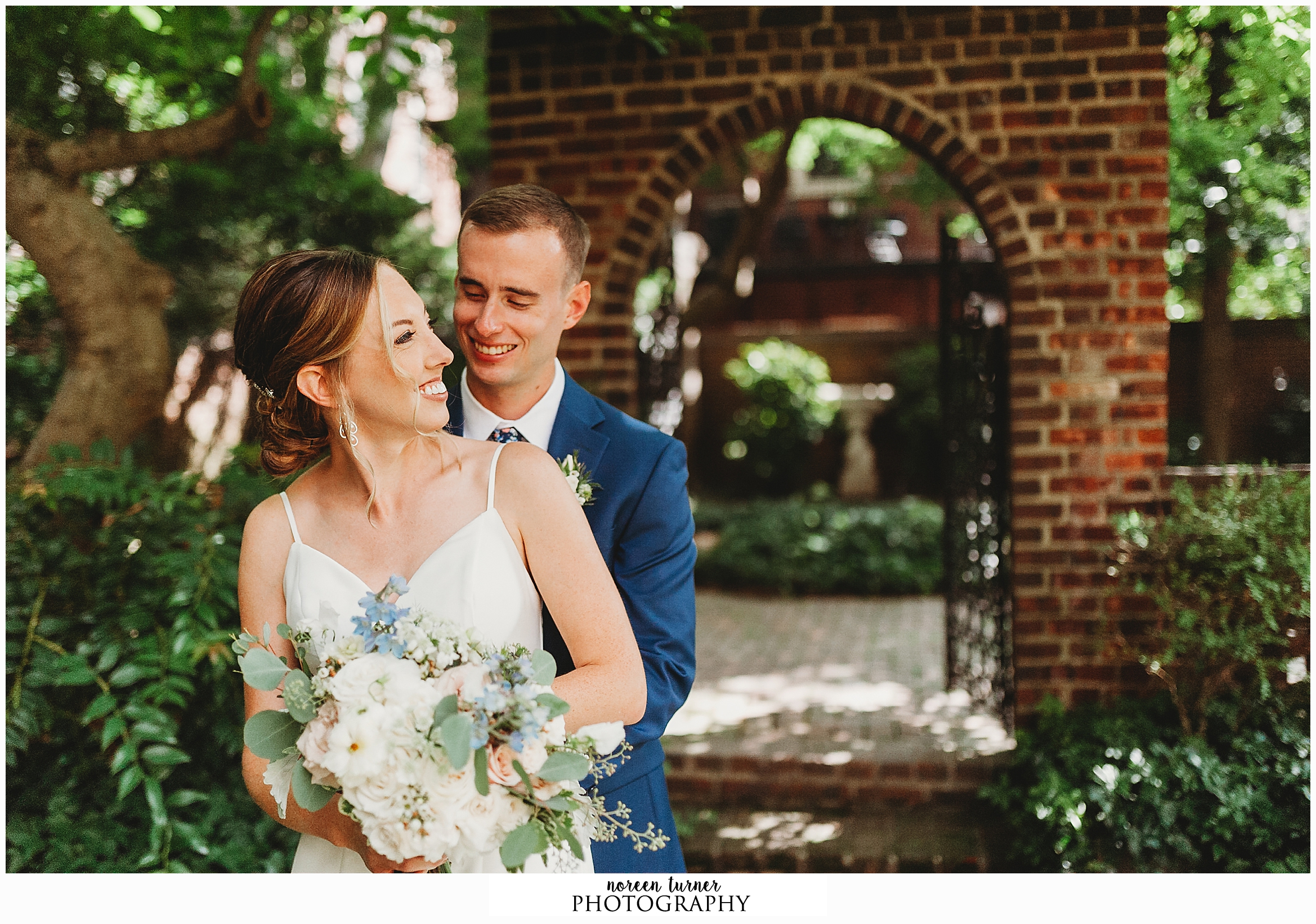 Colonial Dames Wedding