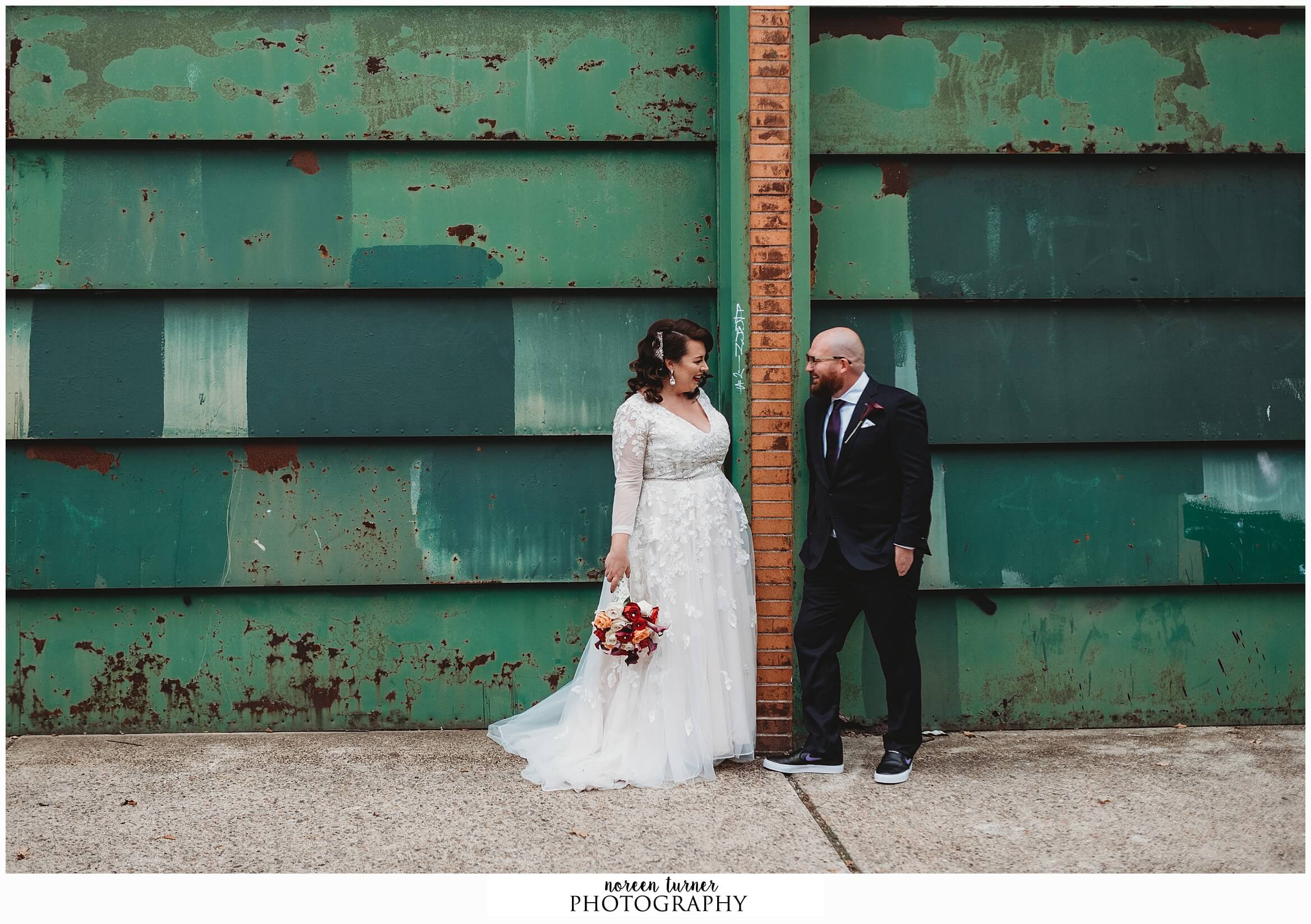 Felt Factory Wedding