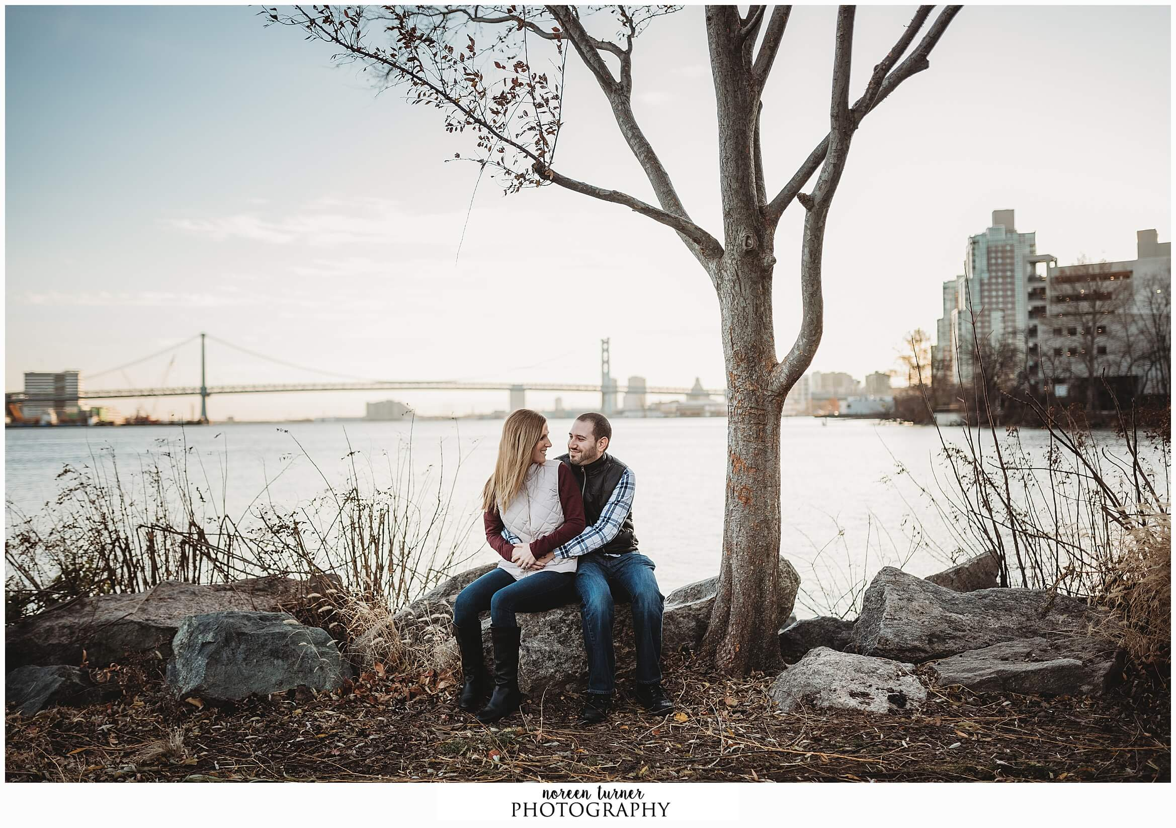 Northern Liberties Engagement Session