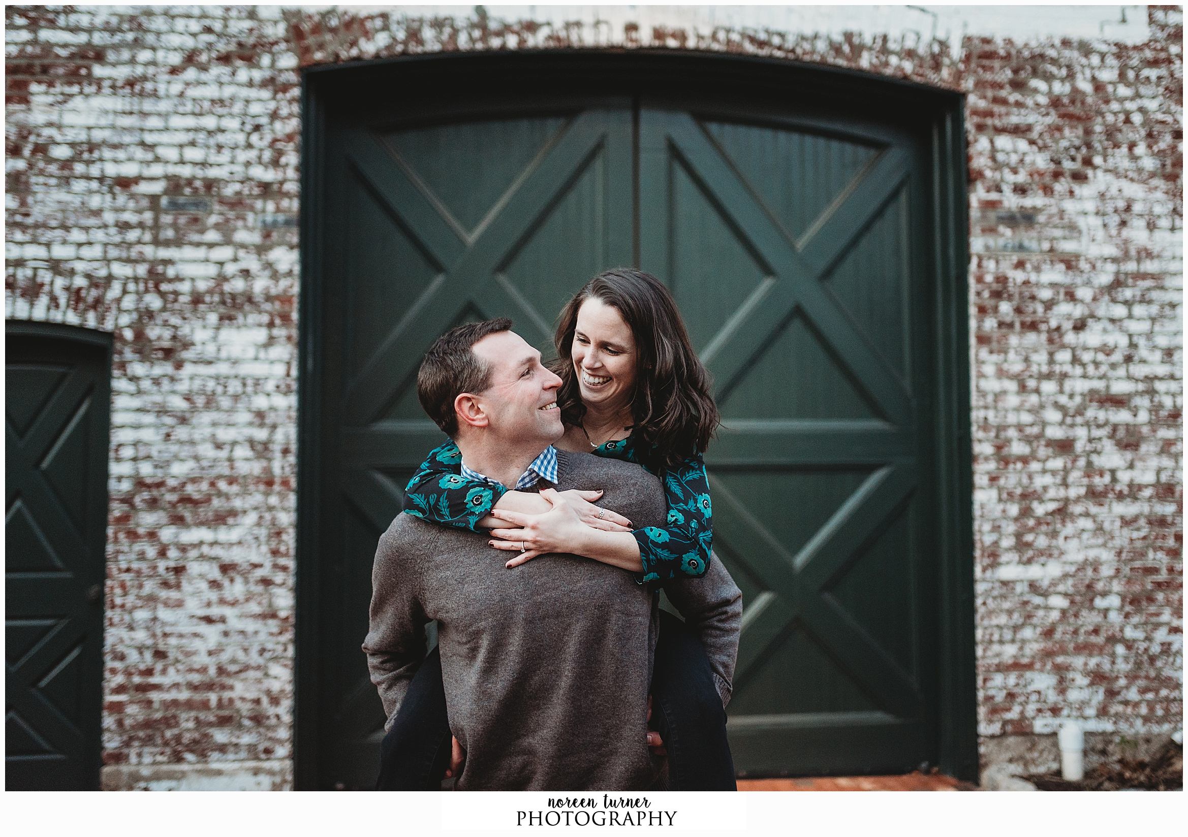 New Hope Engagement Session