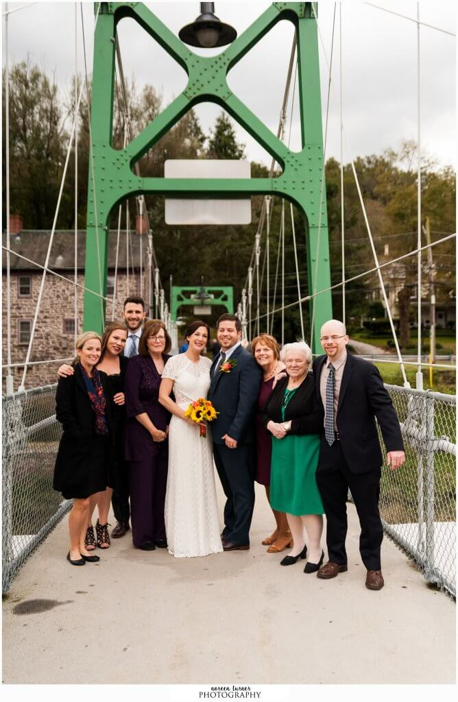 Philadelphia microweddings, elopements and intimate gatherings by Noreen Turner Photography