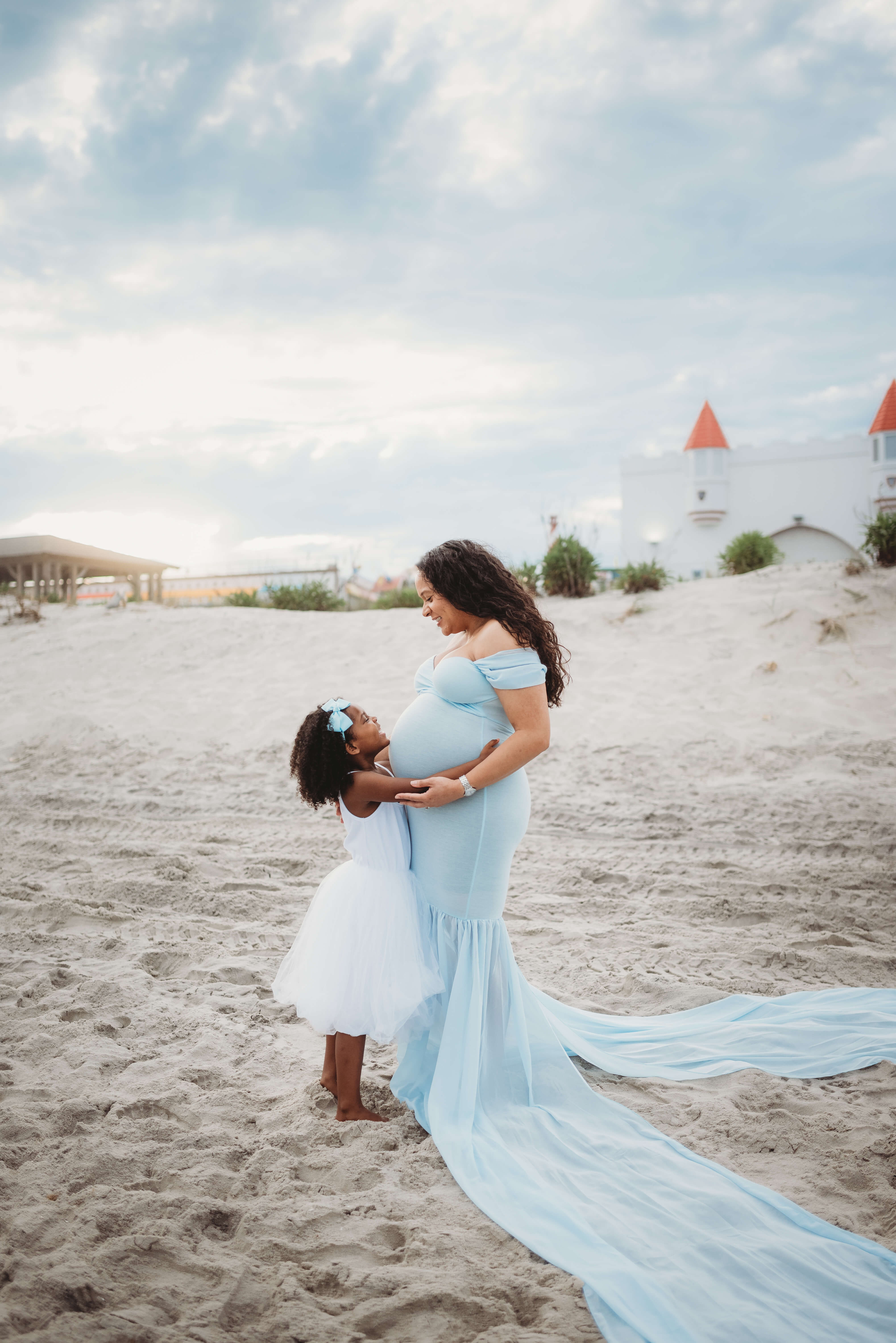 Ocean City Maternity Session