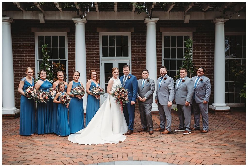 A gorgeous summer Tidewater Inn wedding by Philadelphia wedding photographer Noreen Tuner.