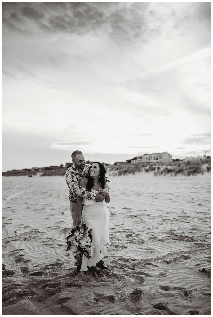 LBI Beach elopement by Noreen Turner Photography