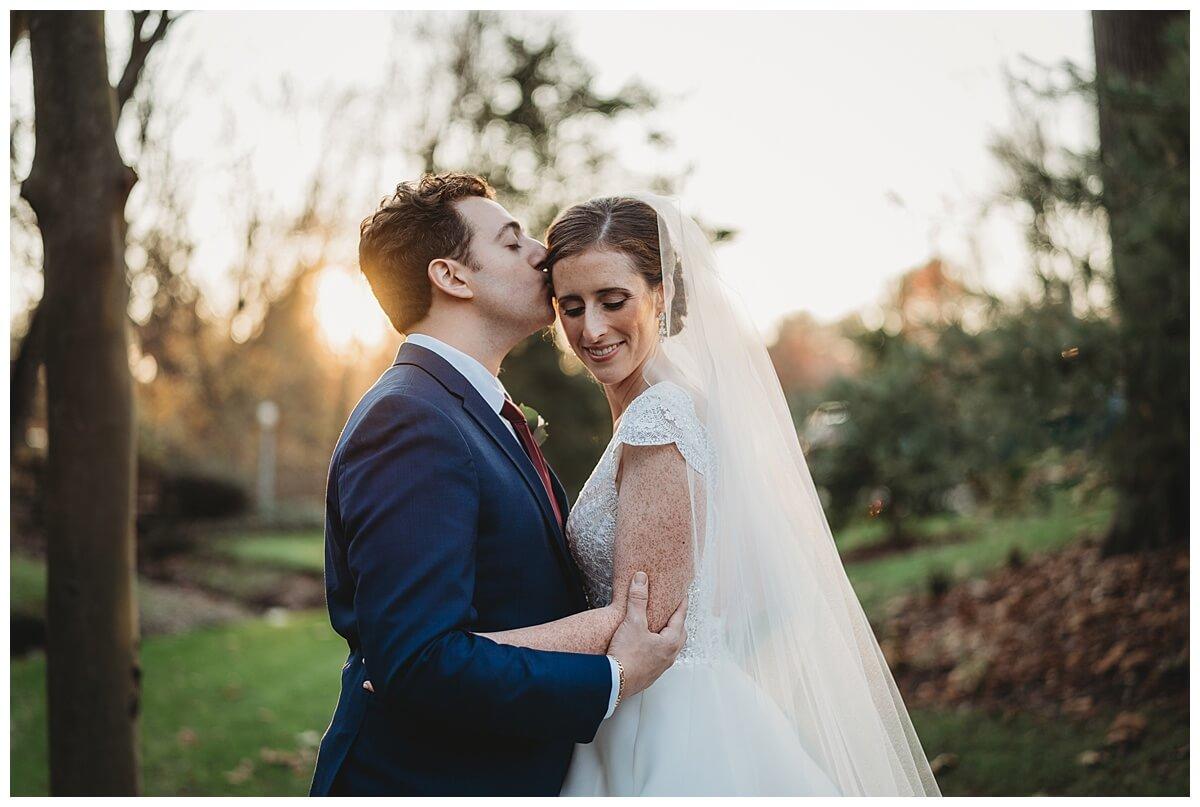 Pomme Radnor Wedding
